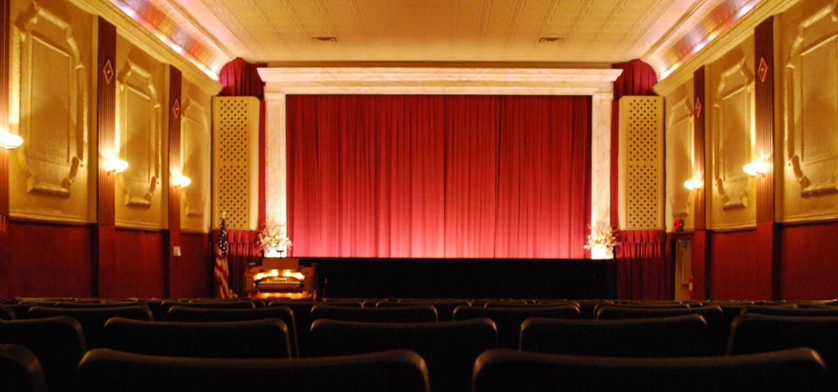 THEATERS & PLAYHOUSES HEADER