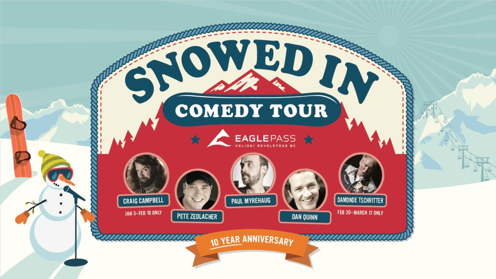 The Snowed In Comedy Tour, Manitoba