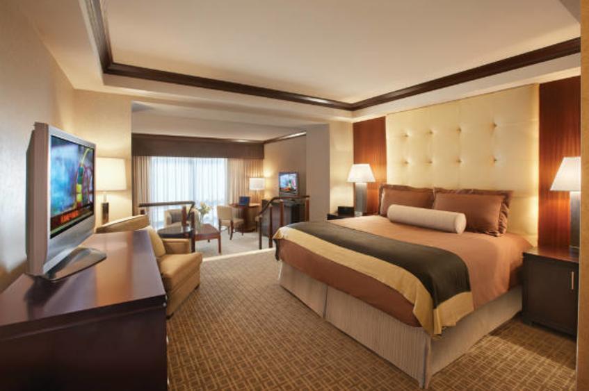 Ameristar Hotel King Room