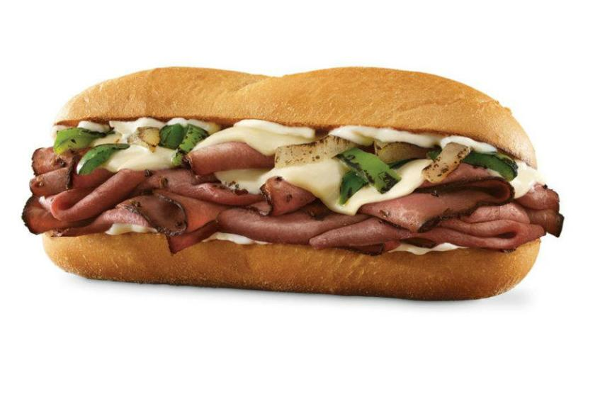 Arby's Ultimate Angus Philly