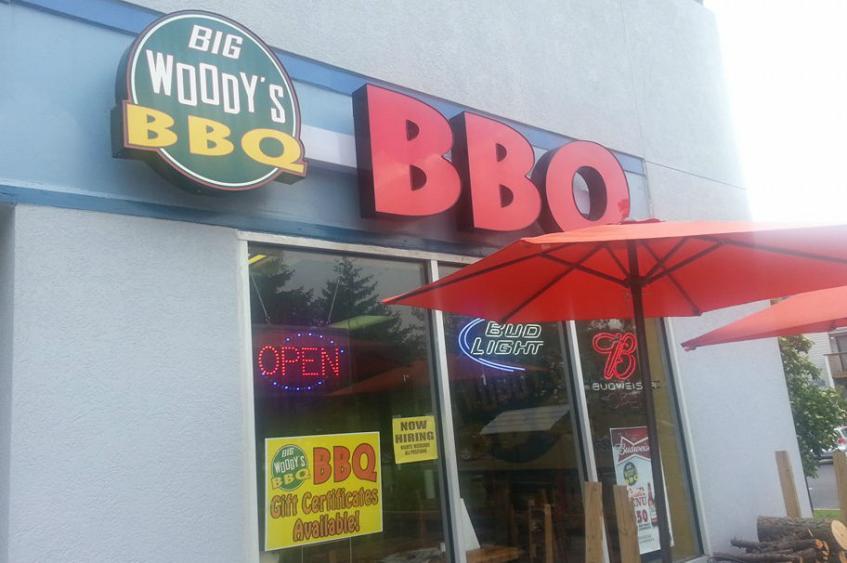 Big Woody's BBQ