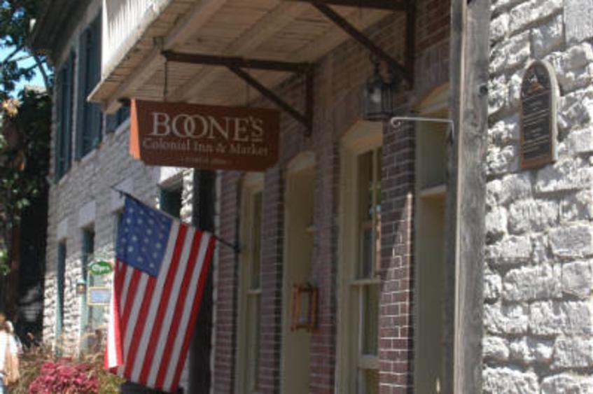 Boone's Colonial Inn & Market