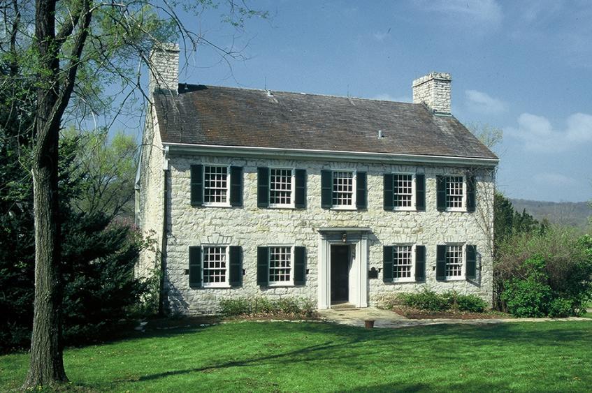 Daniel Boone Home at Lindenwood Park