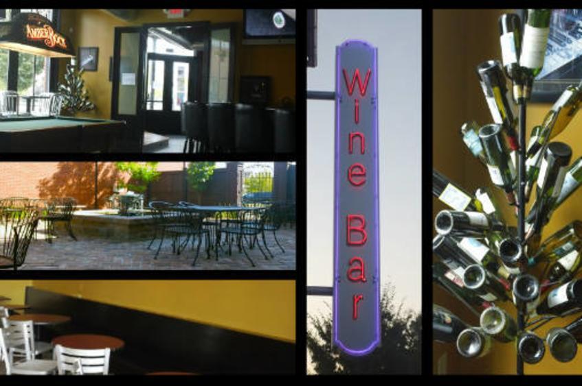 Domain Street Wine Bar