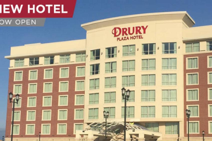 Drury Plaza Hotel St. Charles
