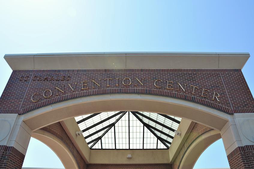 SCCC Front Entrance