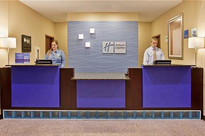 Hotel Front Desk Staff are Ready to be of Service to You