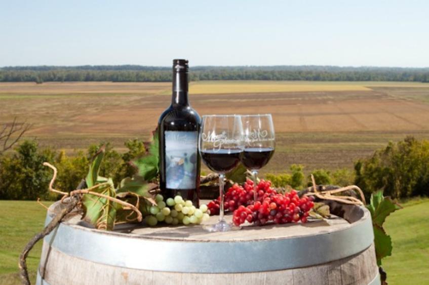 Wine & Barrels