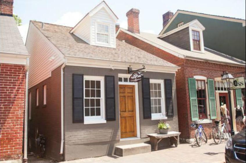 Main Street guest House Exterior