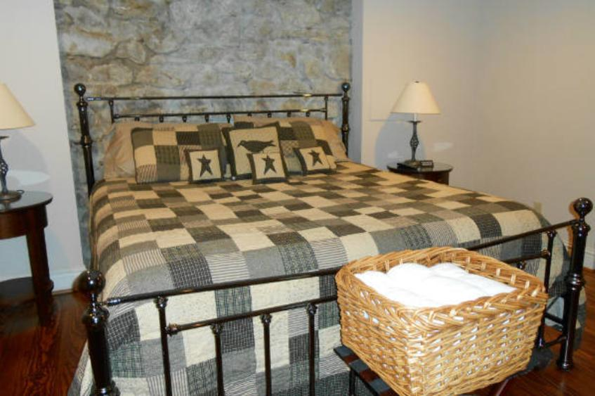 The Old Town Guest House Bedroom