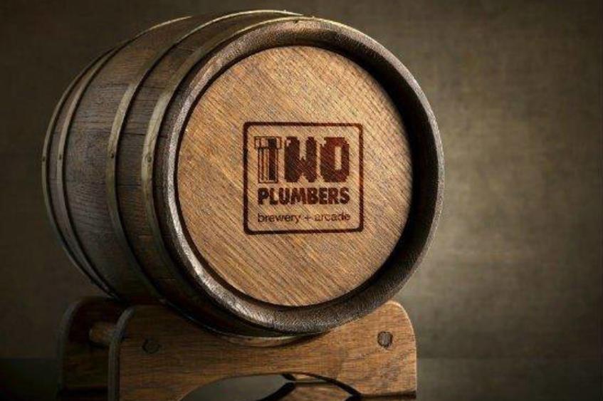 Two Plumbers Logo