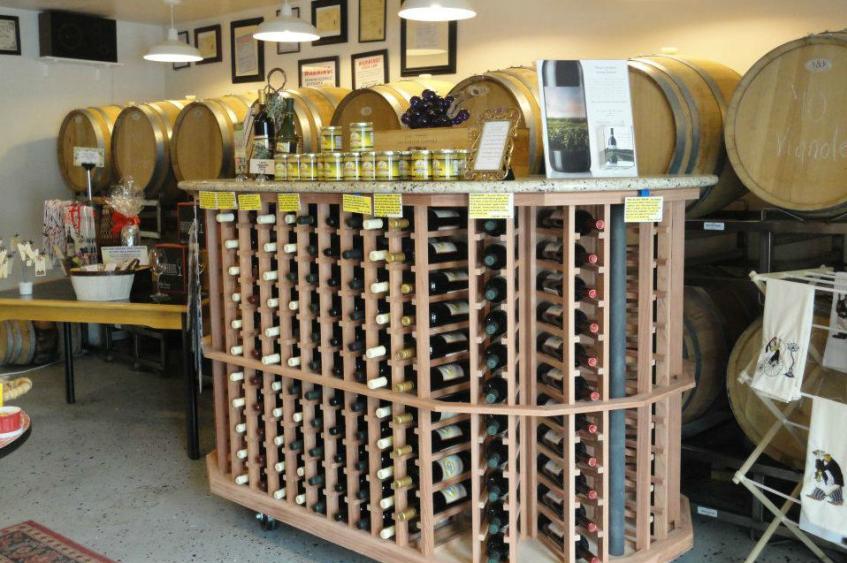 Yellow Farmhouse Winery 1