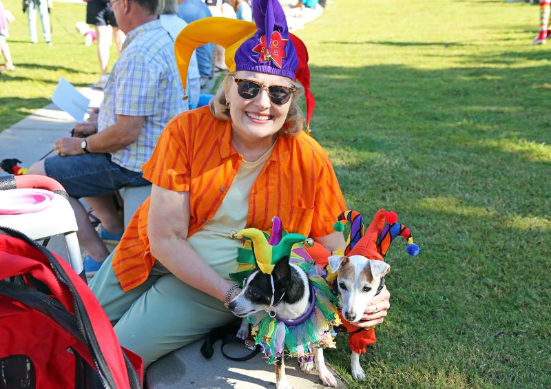 Pet Parade at Sandy Springs Festival