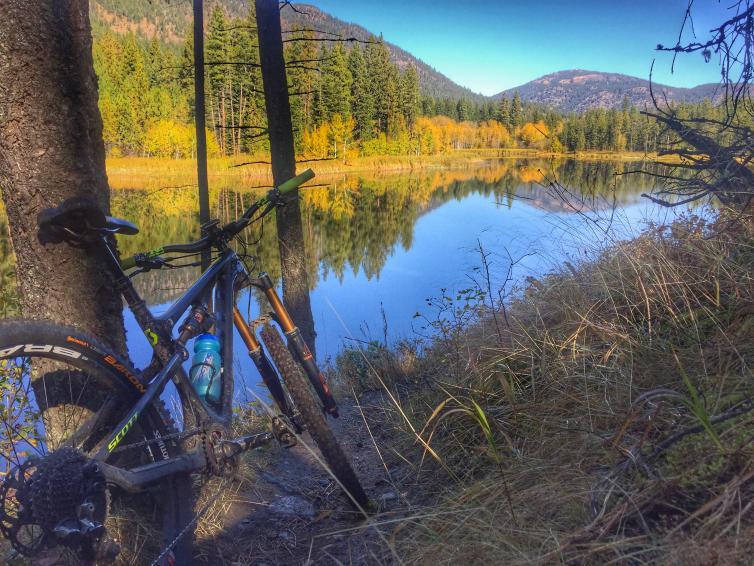 Rose Valley Biking