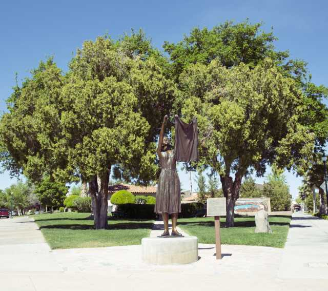 Frank T Crowe Memorial Park