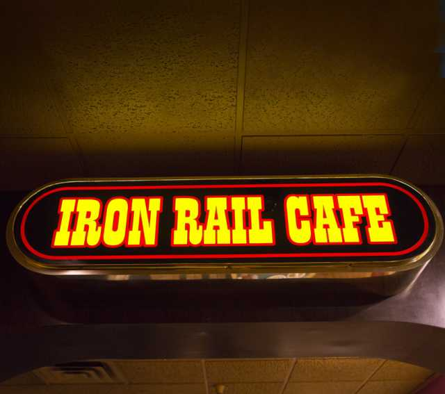 Iron Rail Café