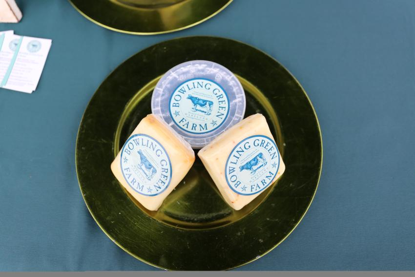 Bowling Green Farm dairy products