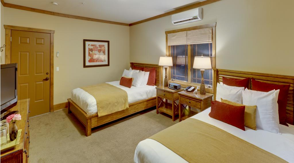Premium Double Queen Room