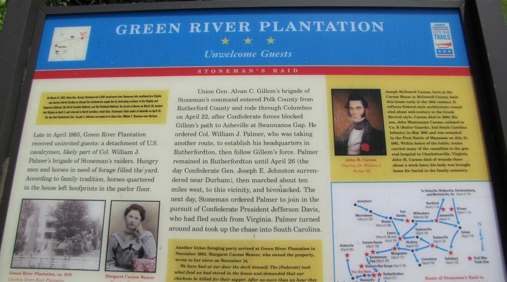 Green River Plantation