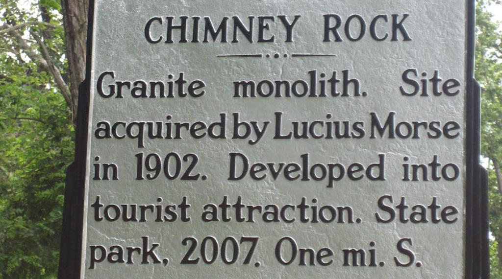 Granite Monolith