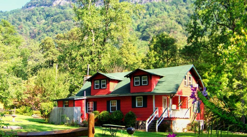 Crimson Cottage