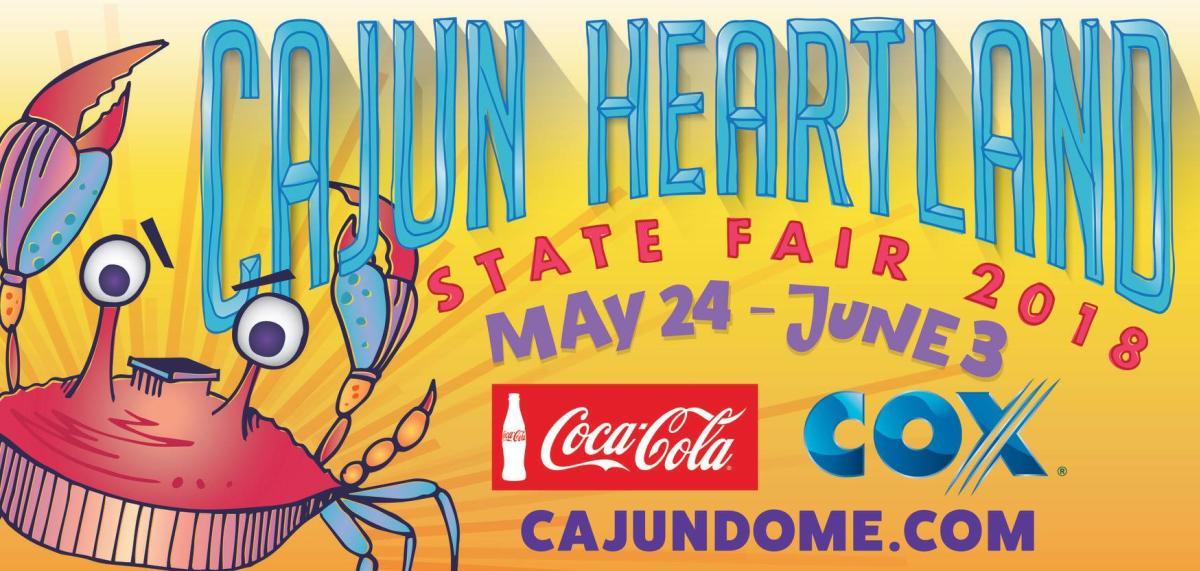 Cajun Heartland Logo Link
