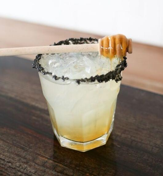 The Honey Bee Drink - Photo by Candace Rock