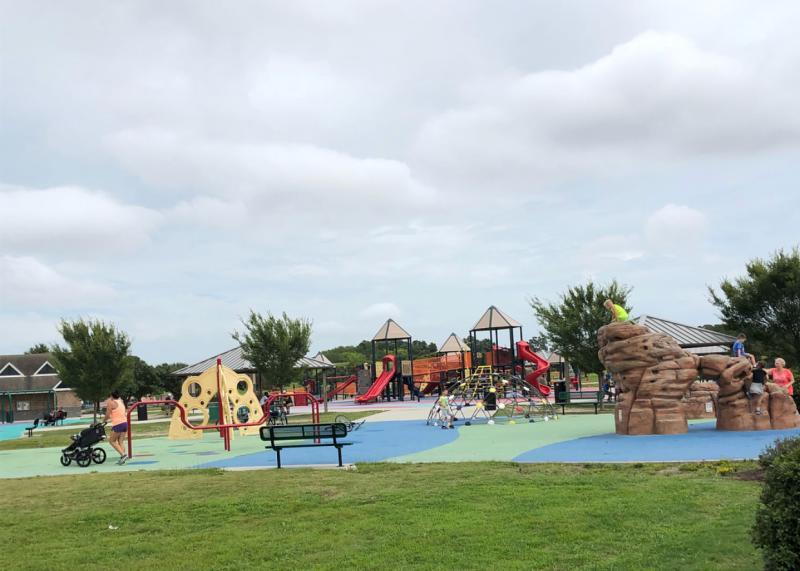 Playground Mount Trashmore