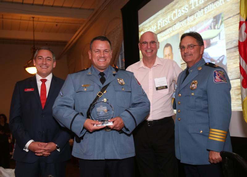 2016 Tourism Ambassador of the Year Private First Class Travis Turner