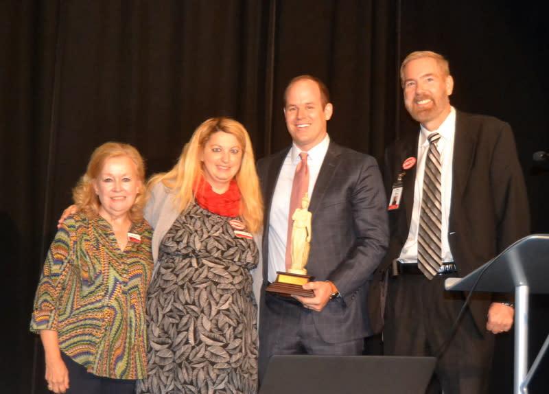 Allen Seigler Classic Host Award 2017