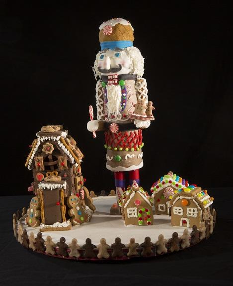 2016 National Gingerbread Youth 1st Place