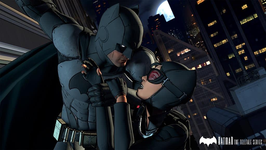 Batman Telltale 1