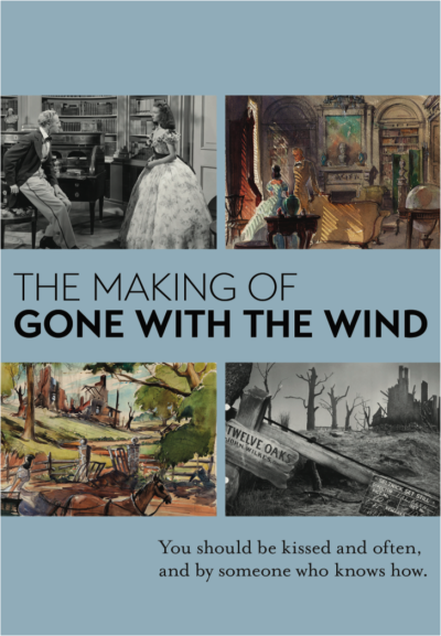 Harry Ransom Gone With The Wind Exhibit