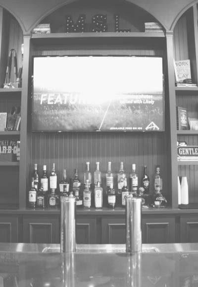 Men's Style Lab Bar