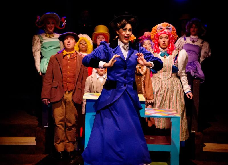 Mary Poppins at Toby's Dinner Theatre