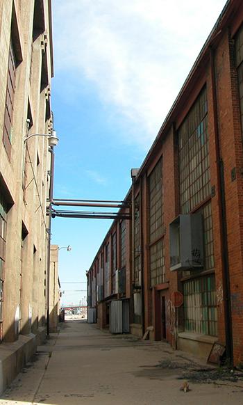 Albuquerque Railyard