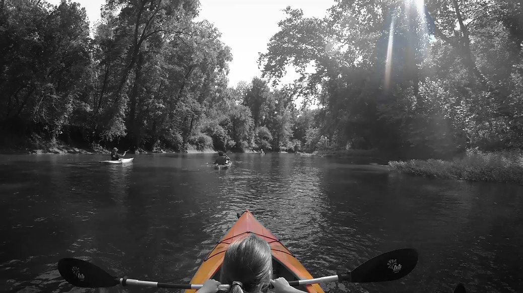 Cocoa Kayaks Hershey Sunflare