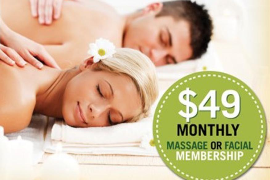 $49 Spa Membership
