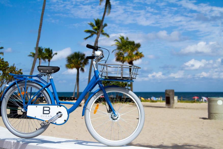 B Ocean Bike