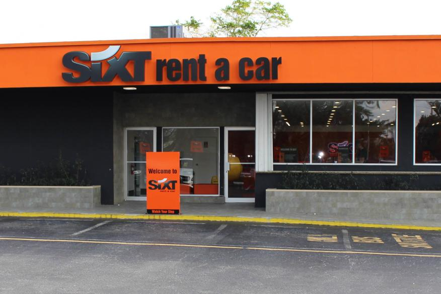 Let fun in the sun begin with Sixt!