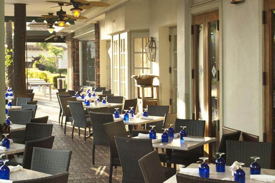 Indigo Restaurant - Patio