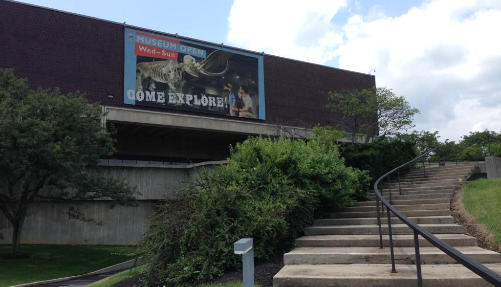Ohio History Center Exterior