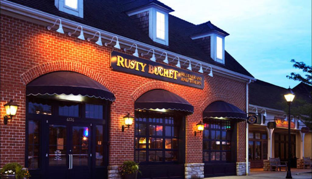 Rusty Exterior