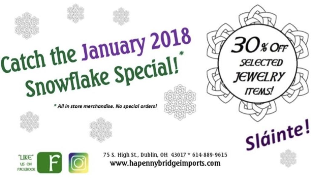 January Deals