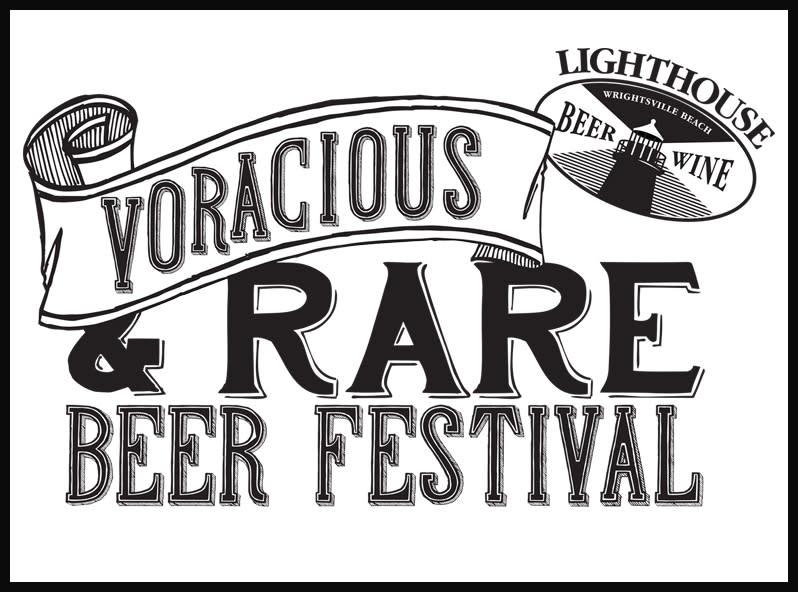 Voracious & Rare Beer Festival logo