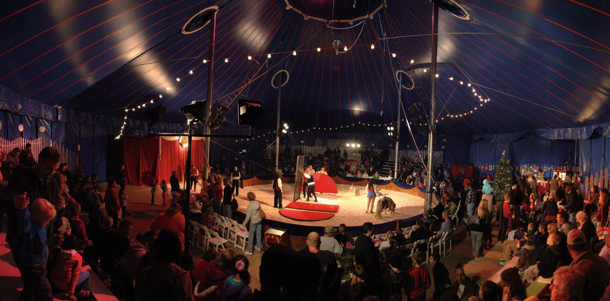 The Zoppé Family Circus