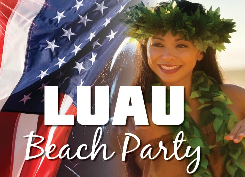 Valley Forge Casino Resort Luau Beach Party