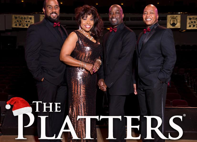 The Platters - Christmas