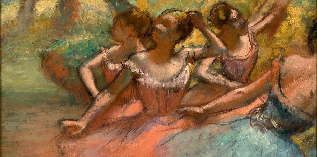 Degas: A Passion for Perfection Hero