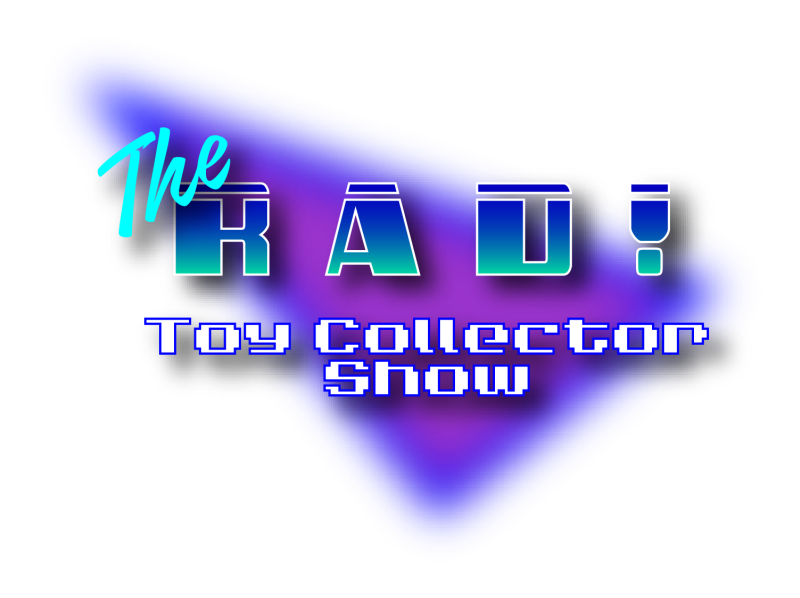 Rad Toy Collector Podcast